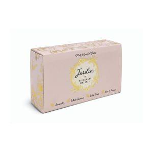 Tipperary Crystal Jardin Set 4 Soap Set