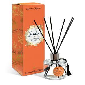 Tipperary Crystal Jardin Tangerine & Honey Blossom Diffuser