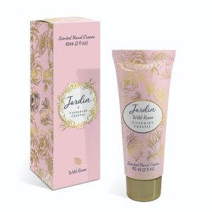 Tipperary Crystal Jardin Wild Roses Hand Cream