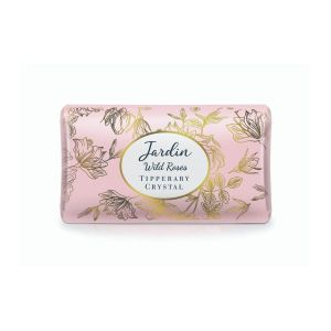 Tipperary Crystal Jardin Wild Roses Soap
