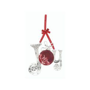 Tipperary Crystal Joy Decoration