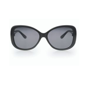 Tipperary Crystal Manhattan Sunglasses Black Front View