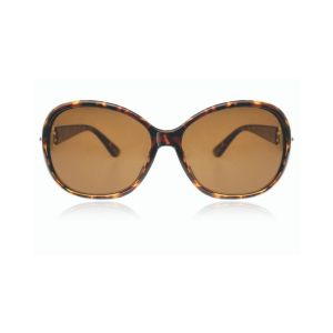 Tipperary Crystal Milano Sunglasses Tortoise Front View
