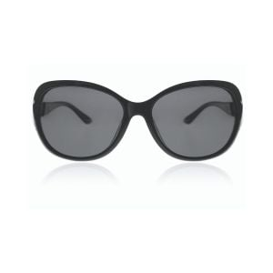 Tipperary Crystal Riviera Sunglasses Black Front View