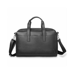 Tipperary Crystal Saville Row Black Men's Satchel