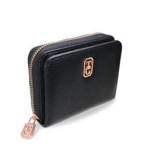 Tipperary Crystal Windsor Black Purse