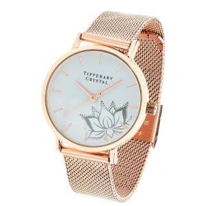 Tipperary Crystal Flower Watch