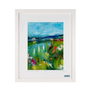 Vera Gaffney A Day in Sligo Frame 12 x 10
