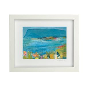 Vera Gaffney Over The Bay Frame
