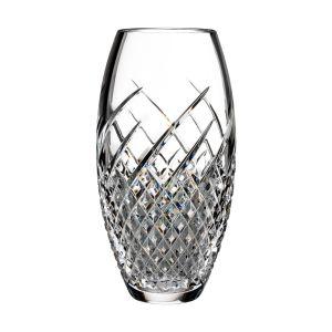 """Waterford Crystal Wild Atlantic Way 10"""" Vase"""