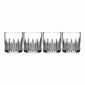 Waterford Crystal Connoisseur Lismore Diamond Tumbler Set