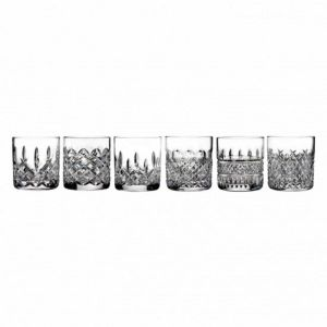 Waterford Connoisseur Lismore Heritage Tumbler Set of 6