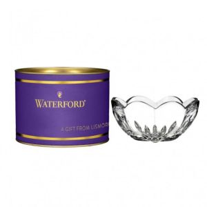 Waterford Crystal Giftology Lismore Gift Heart Bowl