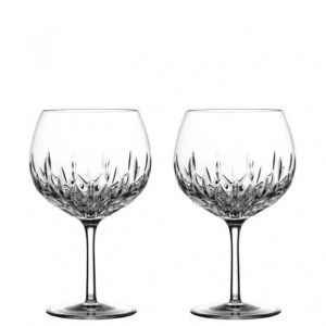 Waterford Crystal Lismore Balloon Set of 2