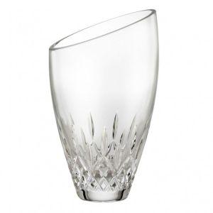 Waterford Crystal Lismore Essence Angled Round Vase