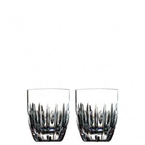 Waterford Crystal Mara Tumbler Pair