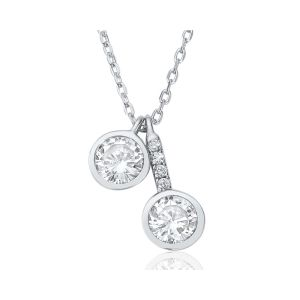 Waterford Jewellery Rubover Pendant