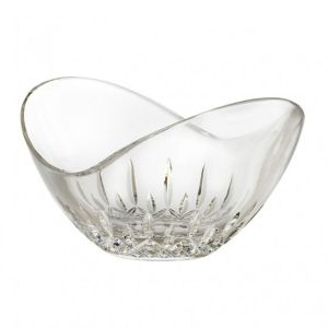 Waterford Crystal Lismore Essence Ellipse Bowl