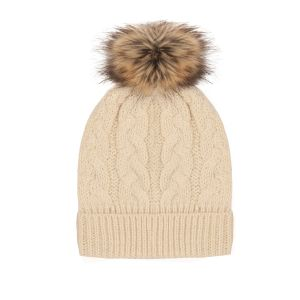 West End Knitwear Pom Pom Hat