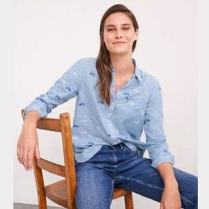 White Stuff Cecily Organic Shirt