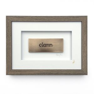 Wild Goose 'Clann' – Family Framed Piece