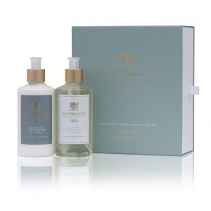 Rathbornes Wild Mint Bath & Body Gift Set