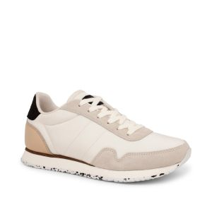 Woden Nora III Leather Trainers angle