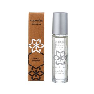 Yogandha Jasmine & Cypress Oil Roller Ball