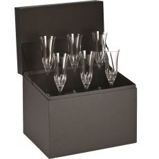 Waterford Crystal Lismore Essence Flute Set of 6