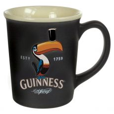 Guinness Large Toucan Embossed Mug