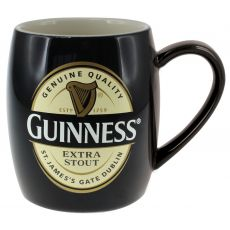 Guinness Barrel Mug