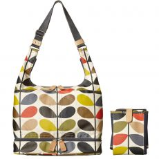 Orla Kiely Classic Multi Stem Baby Bag