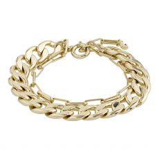 Pilgrim Compass Gold Bracelet