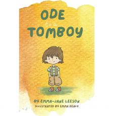 Johnny Magory Ode to a Tomboy Book
