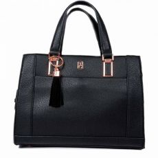 Tipperary Crystal Principessa Black Tote