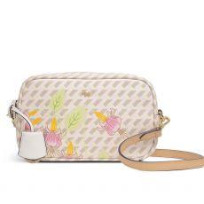 Radley Geo floral small zip cross body bag