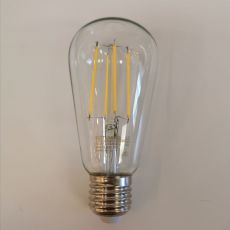 Bulb LED E27 6W, 720lm, 3000k (for use with GCL03) NEW