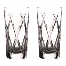 Waterford Crystal Olann Hi Ball Pair