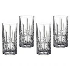 Waterford Crystal Sparkle Hiball Set of Four
