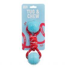 Wild & Woofy Tug and Chew Dog Toy