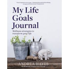 Bookspeed My Life Goals Journal