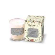 Celtic Candles 9cl Black Pomegranate Candle