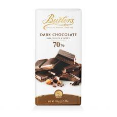 Butlers 70% Dark Chocolate Bar