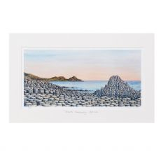 Jim Scully The Giant's Causeway Large Mount