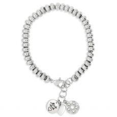 Absolute Silver Bracelet