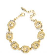 Absolute Yellow Gold Bracelet