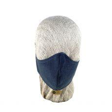 Ferguson Linen Adult Medium Dark Face Mask