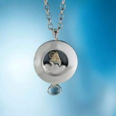 Alan Ardiff  Sail Away Pendant