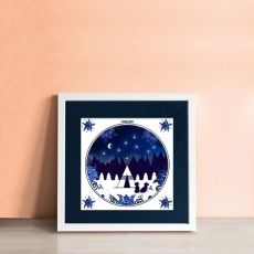 Alanna Plekkenpol Starstruck Single Tile Framed