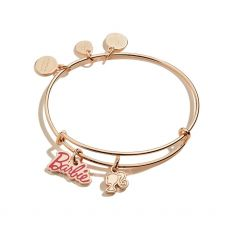 Alex and Ani Barbie Duo Charm Bangle